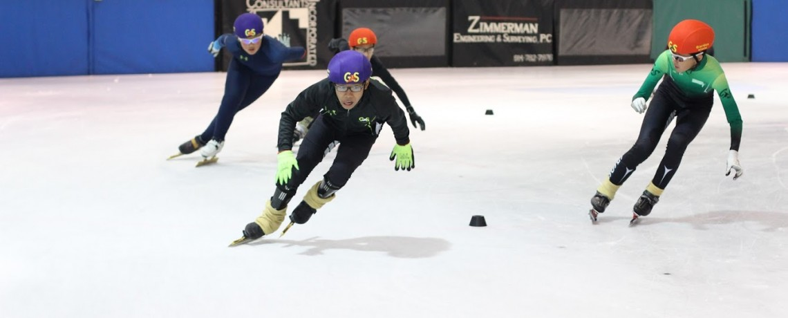Garden State Speedskating Camp – Winter 2015