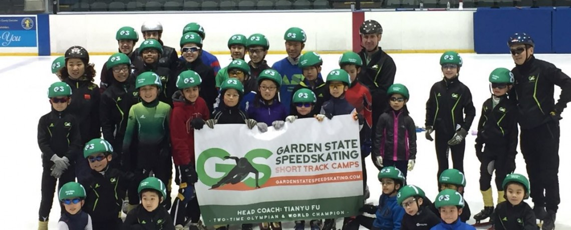 Garden State Speedskating Camp – Summer 2016