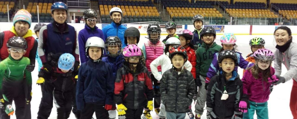 Learn to Speed Skate!