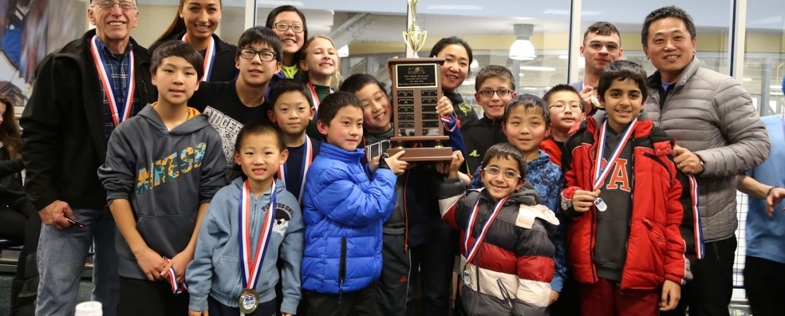 Congratulations to Garden State Speedskating for winning the 2016 MASTC Team Trophy!
