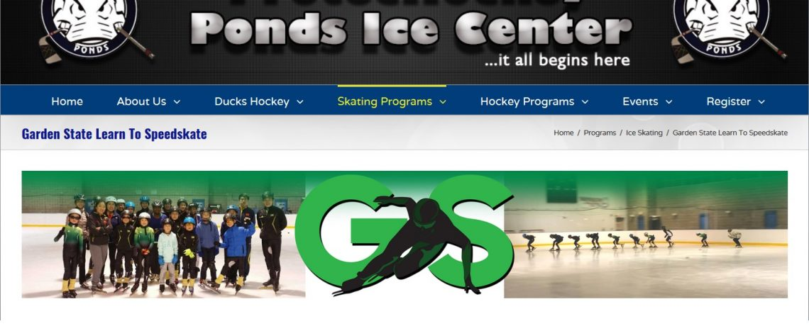 Learn to Speed Skates (LTSS) at Protec Pond Ice Center!